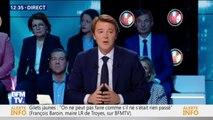 """""""Nous lançons une association régions, départements, maires de France pour appeler à une nouvelle décentralisation"""" déclare François Baroin"""
