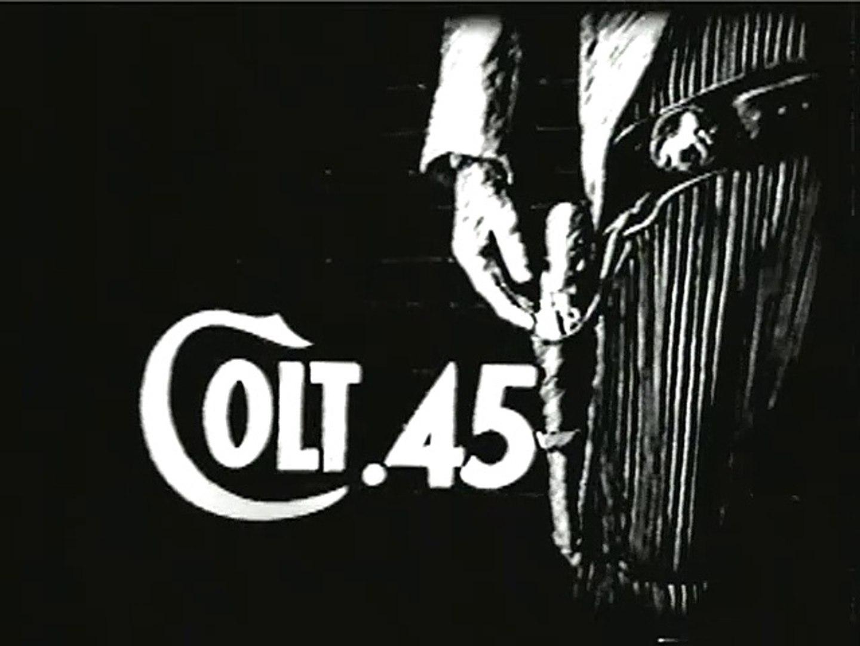"""Colt 45 Tv Series 1958 S1 Ep 20 The Golden Gun À¸§ À¸"""" À¹'อ Dailymotion"""