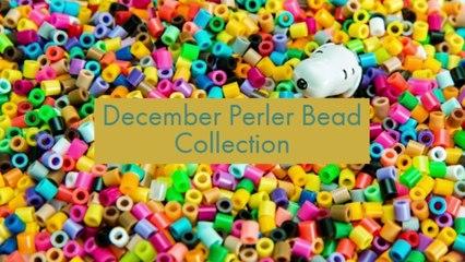 December Perler Bead Collection!!!