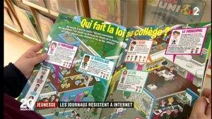 Les recettes de la presse jeunesse pour résister à internet