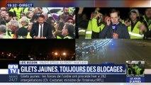 """Mouvement des """"gilets jaunes"""": """"Ça a commencé le 17 novembre, pour date de fin, des responsables politiques vont devoir nous la donner"""", Alex Compère"""