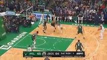 Basket-Ball - NBA - Giannis Murdered By Jaylen Brown Dunk Again! Bucks vs Celtics Game 3