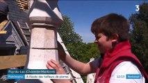 Patrimoine : crise des vocations chez les tailleurs de pierre