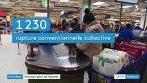 Plans sociaux : Carrefour annonce 3 000 départs dans 46 magasins