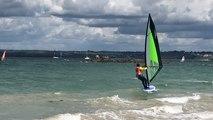 Le National windsurfer