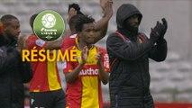 RC Lens - Clermont Foot (1-0)  - Résumé - (RCL-CF63) / 2018-19