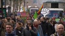 Hambourg : manifestation contre la hausse des loyers