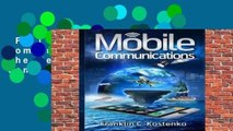 Full E-book  Mobile Communications: Within the Deepwater Lifelines Complete