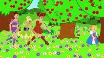 La Belle au Bois Dormant - Dessin animé en français - Conte pour enfants avec les