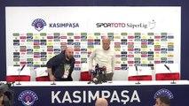 Kasımpaşa-Fenerbahçe Maçının Ardından - Mustafa Denizli