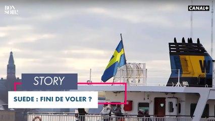 Suède : fini de voler ? - Bonsoir ! du 04/05 - Canal+