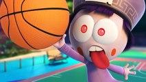 Animation | Cute Zombie Transforms | 스푸키즈 | Funny Cartoon | Kids Cartoons | Videos for Kids