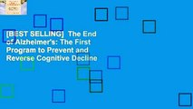 [BEST SELLING]  The End of Alzheimer's: The First Program to Prevent and Reverse Cognitive Decline