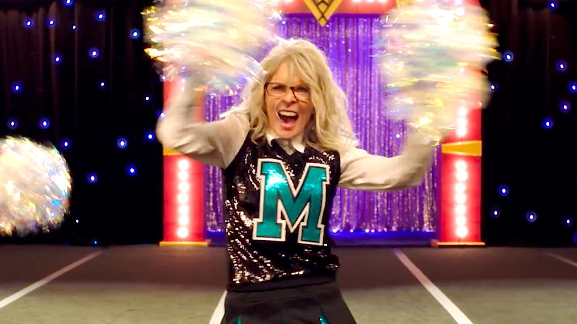 """Poms with Diane Keaton - Official """"Bolder Heart"""" Trailer - video Dailymotion"""