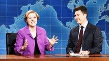 Weekend Update: Senator Elizabeth Warren on College Debt Forgiveness