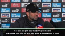 Demies - Klopp : ''Roberto Firmino ne jouera pas contre Barcelone''