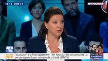 """Pitié-Salpêtrière: Agnès Buzyn maintient que """"c'était une intrusion ressentie de manière très violente par le personnel"""""""