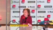 """Nathalie Loiseau (LREM) : """"Il y a un programme, il est prêt depuis longtemps. (...) Des propositions il y en a tous les jours."""""""