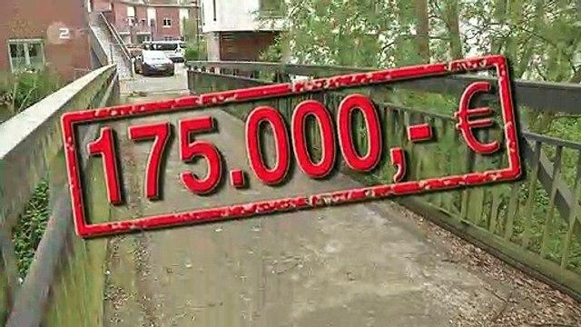 Hammer der Woche – Teure Brücke ins Nirgendwo