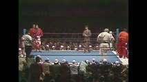 Antonio Inoki VS Willem Ruska '76.2.6 [Pro-Wrestling VS Judo]