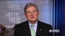 Senator John Kennedy Says House And White House Feud Puts American Institutions At 'Risk'