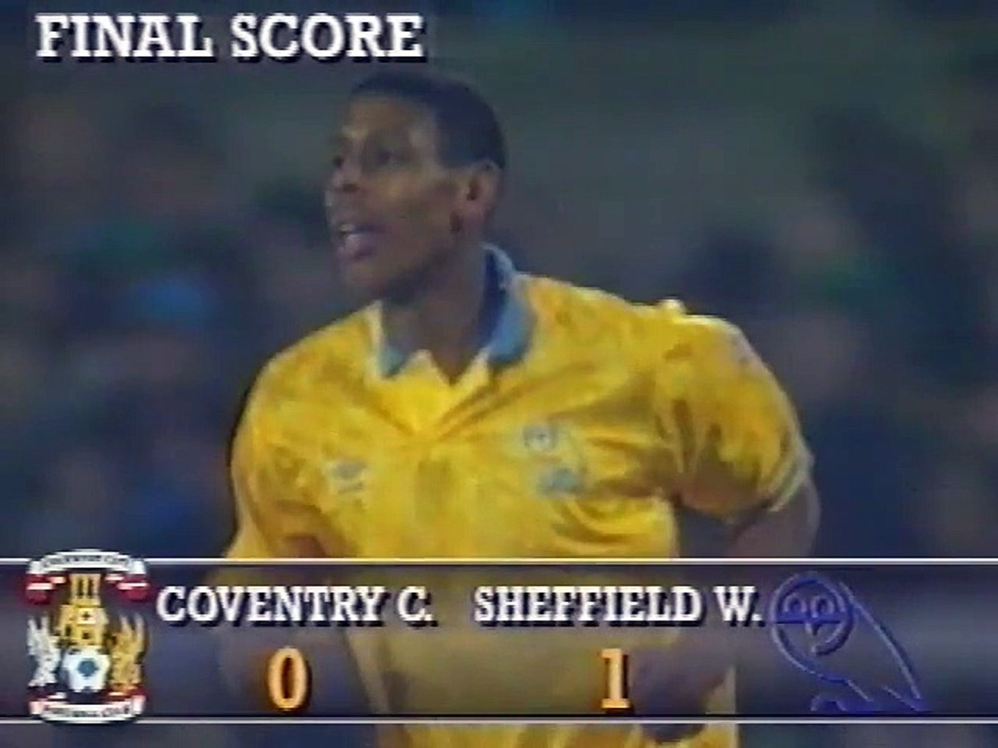 Coventry City 1990-91 Season Review  2of2