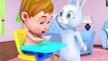 Weigerte sich zu Baden - Kinderlieder Bildung Für Kinder - Kinder Spielen Lustig