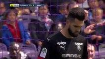 Jimmy Durmaz transforme son pénalty et égalise face au Stade Rennais