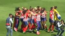 El Atlético de Madrid Femenino hace historia y gana la Liga por tercer año consecutivo