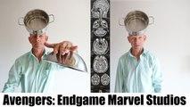Avengers Endgame - Marvel Studios - The Marvel Cinematic Universe - Superhero Magnetic Man