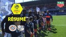 Montpellier Hérault SC - Amiens SC (1-1)  - Résumé - (MHSC-ASC) / 2018-19