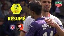 Toulouse FC - Stade Rennais FC (2-2)  - Résumé - (TFC-SRFC) / 2018-19