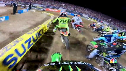 GoPro: Adam Cianciarulo's 250 Showdown Highlights - 2019 Monster Energy Supercross From Las Vegas