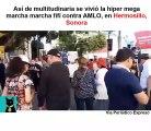 """""""GIGANTESCAS"""" MARCHAS FIFIS EN TODA LA REPÚBLICA MEXICANA,AQUÍ UNA DE ELLAS."""
