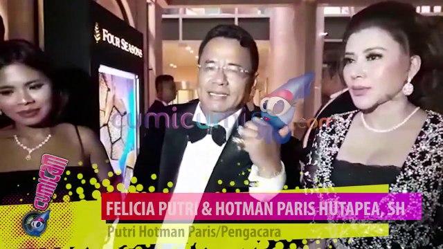 Hot News! Hadiri Dinner Party Reino Syahrini, Hotman Paris Kita Bersahabat Baik