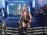 Austin vs. Benoit vs. Jericho, WWE KOTR 2001, Part 1.
