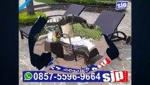 0857-5596-9664, Kursi Santai Rotan Hotel, Kursi Santai Rotan Empuk, Kursi Santai Rotan Panjang