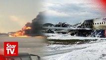 41 people killed in fiery Russian plane crash