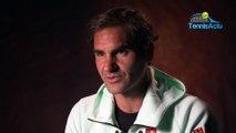 ATP - Masters 1000 Madrid 2019 - Roger Federer alterne entraînement et tourisme en attendant son entrée en lice à Madrid