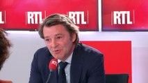 """Élections européennes : """"J'apporterai mon soutien"""" à Bellamy, dit Baroin sur RTL"""