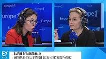 """Amélie de Montchalin : """"On cherche des députés qui veulent travailler pour changer les choses"""""""