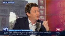 """Européennes: Griveaux accuse le Rassemblement national de transformer l'élection en """"référendum anti-Macron"""""""
