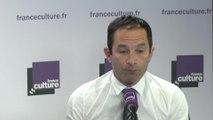 """Benoit Hamon : """"Nous voulons tendre vers un impôt sur la fortune européen. """""""