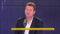 """Pitié-Salpêtrière : """"L'incompétence du ministre de l'Intérieur met en danger les Français qui manifestent"""" (Yannick Jadot, EELV)"""