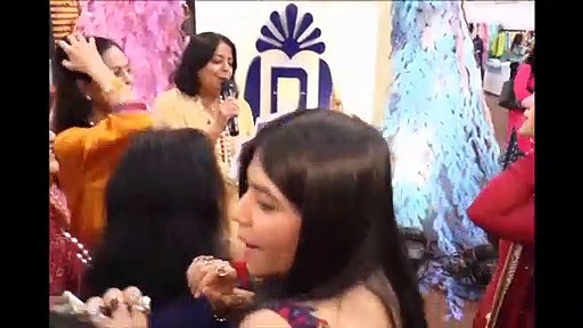 Ekta Kapoor In Transparent Dress & Reveales Her Big Melons!!