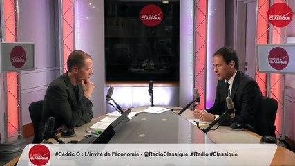 Cédric O - Radio Classique lundi 6 mai 2019