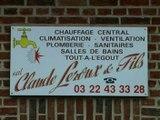 Ste leroux et fils spécialiste du chauffage, plomberie,salle de Bains vous accueille à Amiens