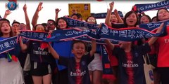 Le Paris Saint-Germain de retour en Chine !