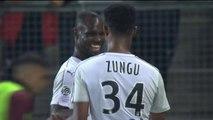 But Moussa KONATÉ (73') Amiens SC - Stade de Reims (4-1) 2018-2019
