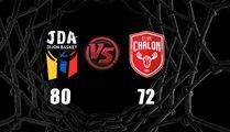 J31 : JDA Dijon - Chalon en vidéo